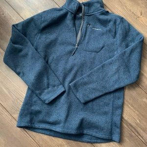 ❤️4/$22 Men's pullover tall large